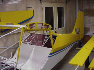 EAA Chapter 25 » Kitfox Update
